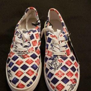 9cdf3d109697 Women s Harley Quinn Shoes on Poshmark